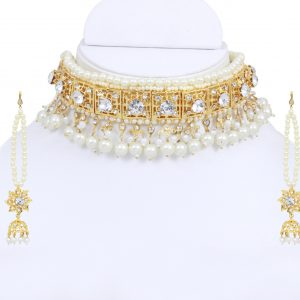 Handcraft Jewelry | Designer Kundan Jewelry Set | Love needs sharing