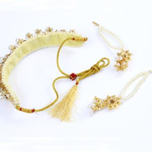 Designer Kundan Jewelry Set