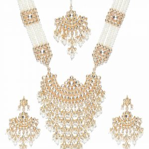Jewelry | Nazee Jewels | Kundab Wedding Ranni Haar (Necklace)